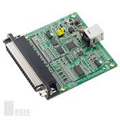 USB-4702 low-cost multifunction USB DAQ module
