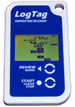 LogTag with LCD Display - temperature logger