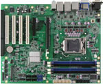 MB960 Core i5 Industrial Motherboard with ISA slot