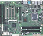 P4BWA Core 2 Duo Industrial Motherboard with ISA slots