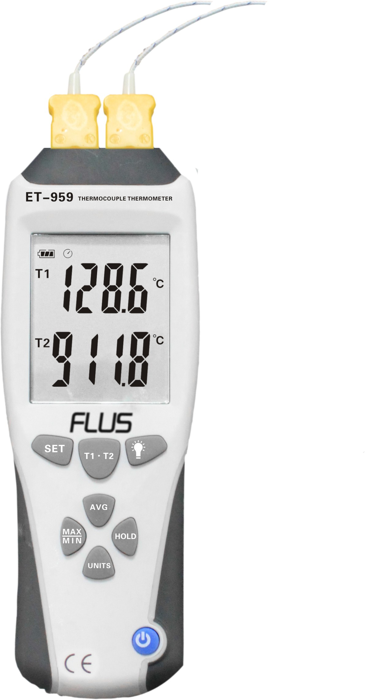 Esis Infra Red Temperature Ir Flus Pic Digital Thermometer Electronicslab Dimensionlwh 18566 33 Mm Weight 255g Larger Picture