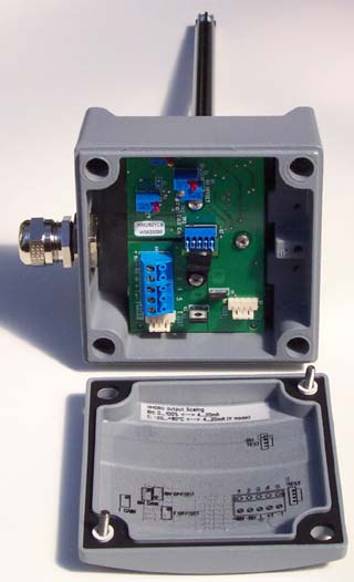 Esis Vaisala Humidity Amp Temperature Sensors