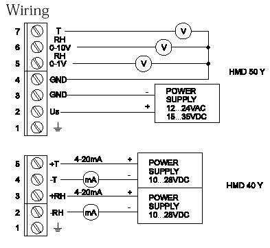 esis vaisala humidity  u0026 temperature sensors temperature transmitter wiring diagram temperature transmitter wiring diagram temperature transmitter wiring diagram temperature transmitter wiring diagram