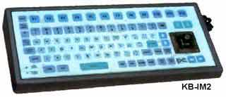A-KB-IM2 Fully sealed keyboard with mouse/joystick