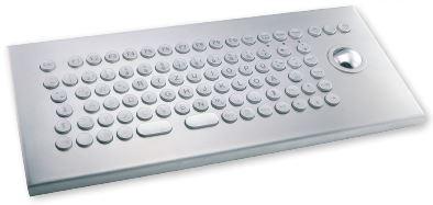 TKV-086-TB38V-IP65-MGEH Vandal Proof Keyboard IP65 • TKV-Series