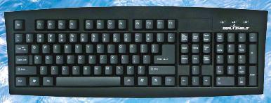 Silver Seal™ Medical Grade Keyboard