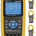 LDW-6092 3-phase power data logger