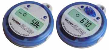 Cryopak iLog temp and humidity loggers