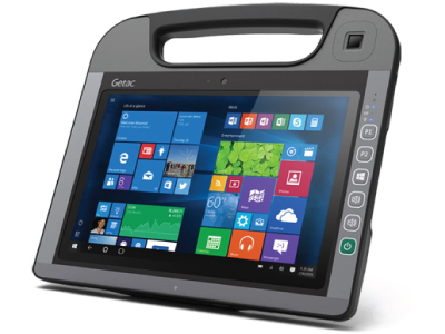 Getac RX10 - Amazingly Slim and Powerful Rugged Tablet