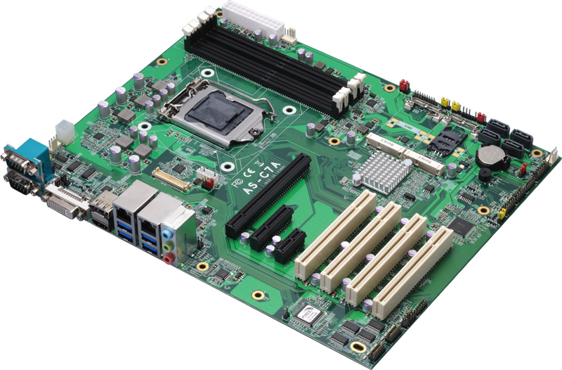 Commell ATX Motherboard AS-C7A