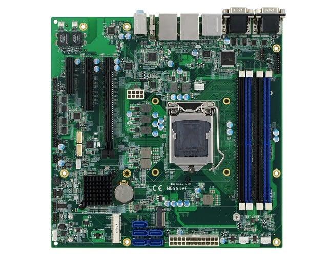 iBase MicroATX Mainboard - MB991