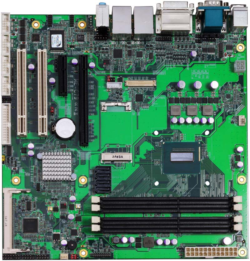 Commell MicroATX Mainboards - ME-C79