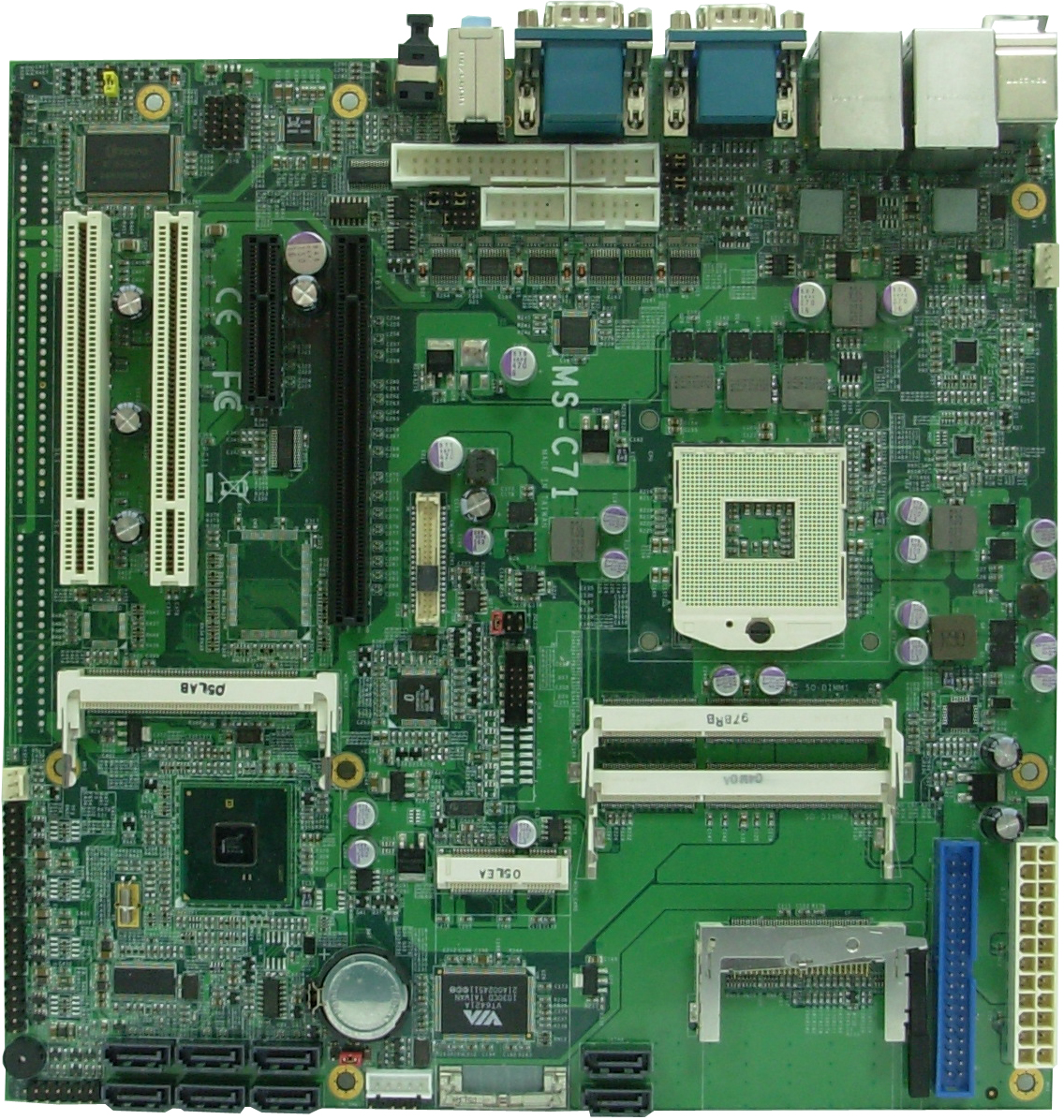 Commell MicroATX Mainboards - MS-C71