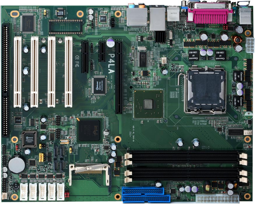 Commell ATX Motherboard P4LA