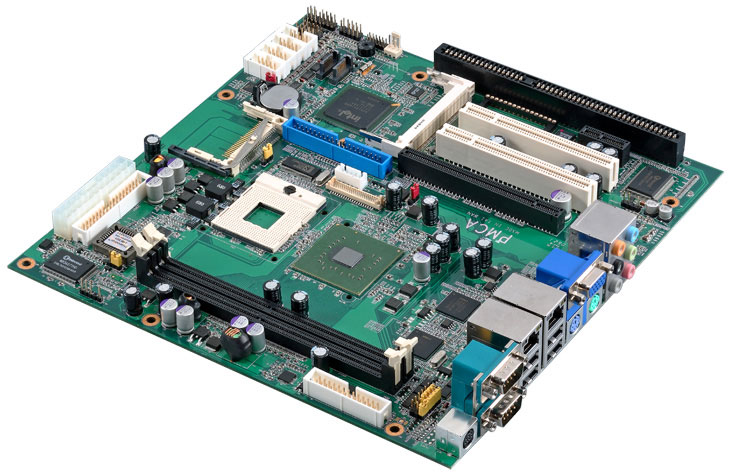 Commell MicroATX Mainboards - PMCA