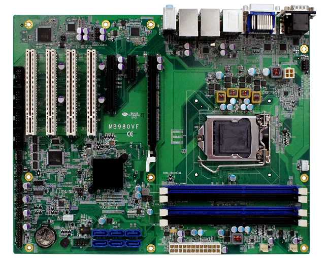 iBase Motherboard MB980