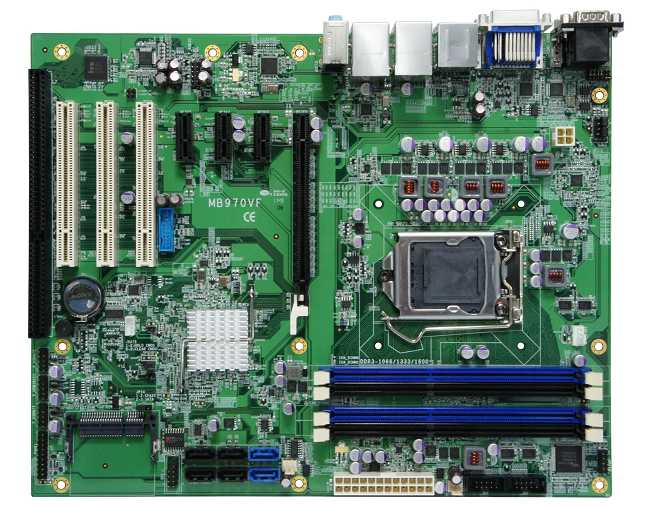 iBase ATX Motherboard - MB970
