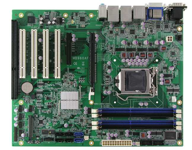 iBase ATX Motherboard - MB960