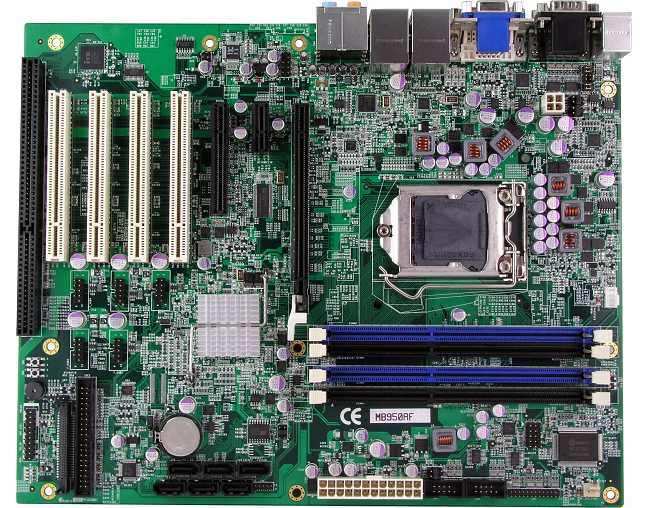 iBase ATX Motherboard - MB950