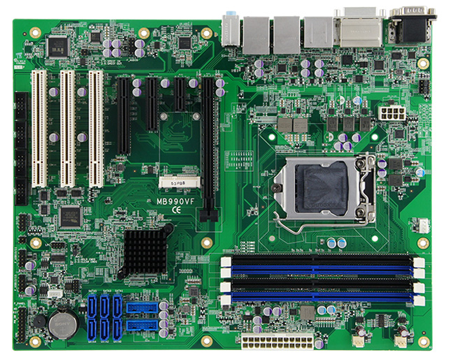 iBase Motherboard MB990