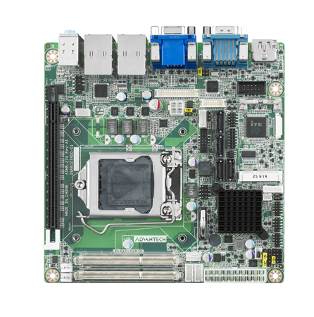 Advantech Mini-ITX Motherboards - AIMB-274