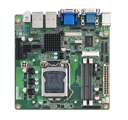 Advantech Mini-ITX Motherboards - AIMB-281