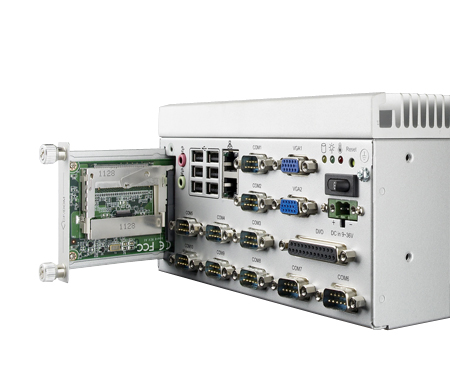 Fanless Embedded Computers