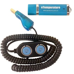 eTemperature Software and USB Reader Kit