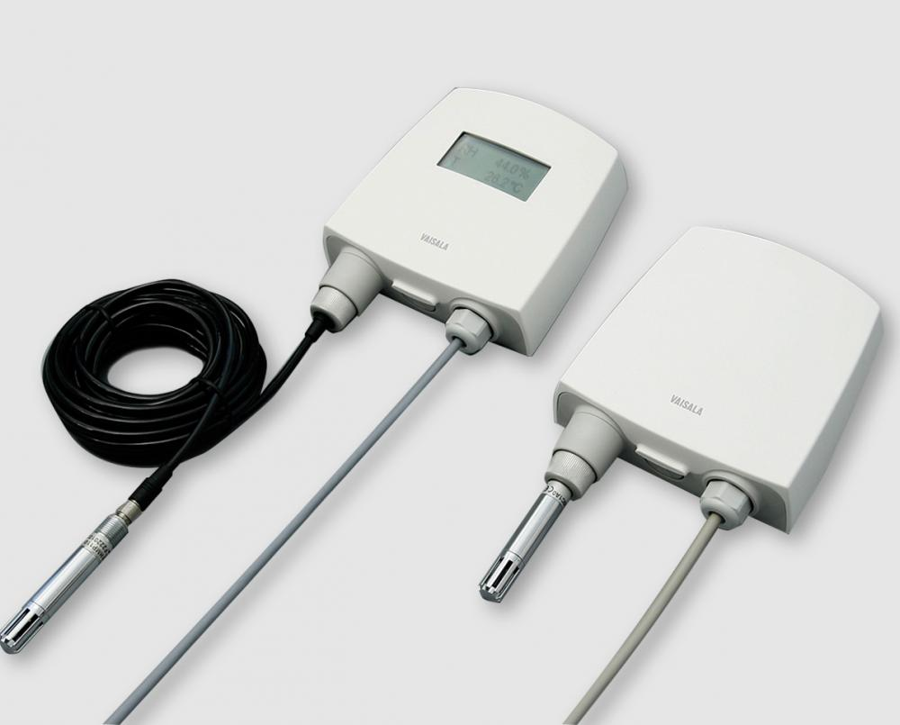 Humidity and Temperature Transmitters HMT120/130