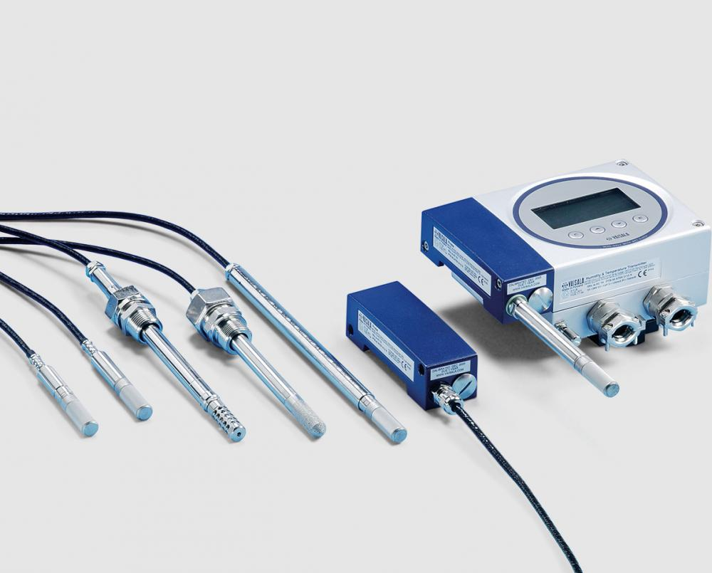 Intrinsically Safe Humidity and Temperature Transmitter Series HMT360