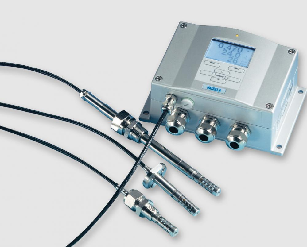 Moisture and Temperature in Oil Transmitter Series MMT330