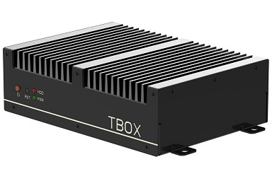 CyberVisuell TBOX Fanless PC
