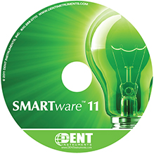 SMARTware Software for TOU SMARTloggers