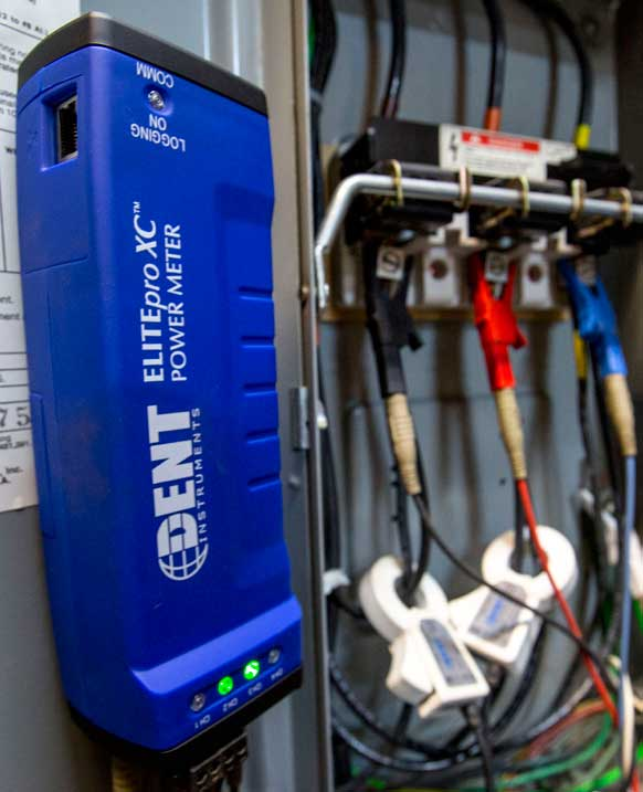How to Measure DC Power Loads with the EliteProXC 3-Phase Logger