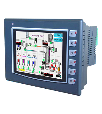 FP4/FP5 Series HMI's with I/O Expansion