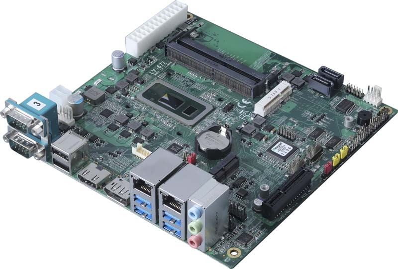 New i7 Mini-ITX Board Gives Industrial Applications a Boost