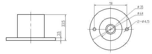 RK200-07-UV-Radiation-Sensor-dimension