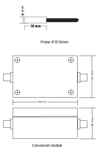 RK220-01-Paste-Type-Temperature-Sensor-diemension