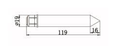 RK500-01-Soil-Liquid-Temperature-Sensor-dimension