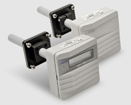 GM20 Series Carbon Dioxide Transmitters for Demand Controlled Ventilation