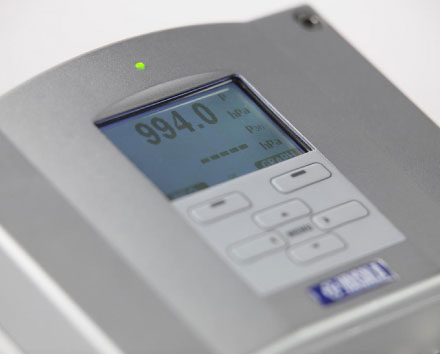 PTB330 for Professional Meteorology, Aviation and Industrial Users
