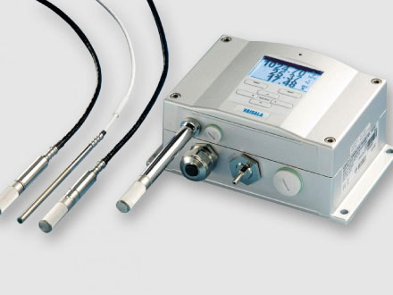 Combined Pressure, Humidity and Temperature Transmitter PTU300
