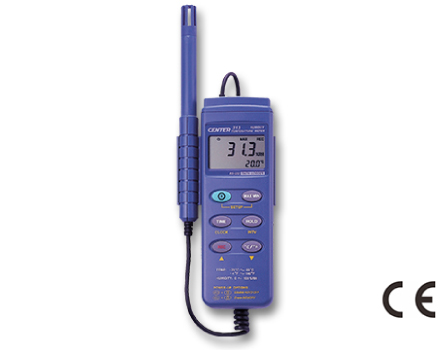 CENTER 313 Datalogger Humidity Temperature Meter