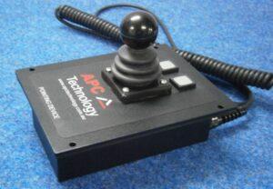 PCIM-P Panel Mount Industrial Joystick